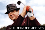 Slazenger Goldfinger Sweater worn by Bond