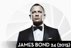James Bond 24 (2015) the new James Bond film