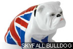 Skyfall and SPECTRE bulldog