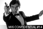 James Bond 007 magazine MI6 Confidential issue 14