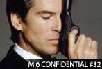 James Bond 007 magazine MI6 Confidential issue 31