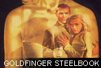 Goldfinger 50th Anniversary Blu-Ray Steel Book