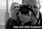 James Bond on Instragram, curated by MI6-HQ.com