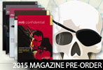 James Bond 007 magazine MI6 Confidential 2015 pre-order