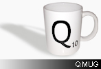 Q Mug as seen in Skyfall