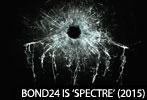 SPECTRE (2015) the new James Bond film