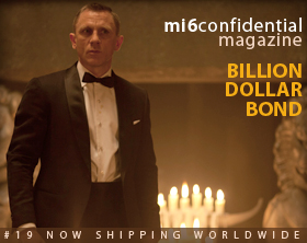 James Bond Magazine - MI6 Confidential