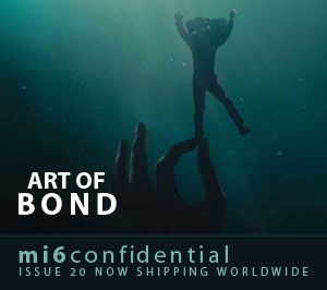 MI6 Confidential - James Bond Magazine - Bond girls special