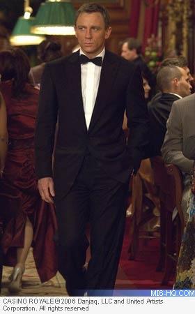 James Bond 007 :: MI6 - The Home Of James Bond
