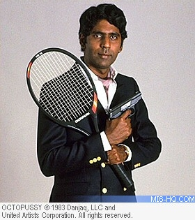 Vijay (Vijay Amritraj) :: Allies :: MI6 :: The Home Of James Bond 007