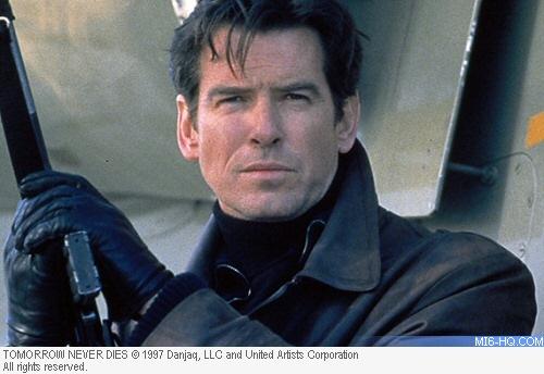 MI6 :: Tomorrow Never Dies (1997) :: James Bond 007 Pierce Brosnan Tomorrow Never Dies