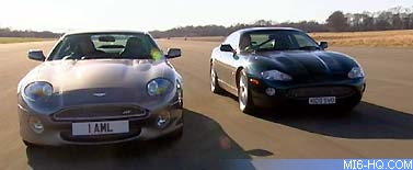 New Aston Martin Db7 Gt To Be Previewed On Bbc Top Gear This Weekend James Bond 007 Mi6 The Home Of James Bond