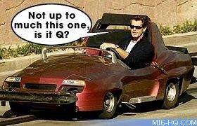 Pierce 007mph Brosnan Swaps His Aston Martin For A One