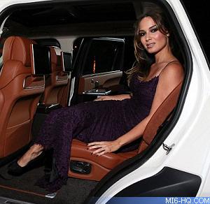 Bond Girl Berenice Marlohe Launches New Luxury Land Rover