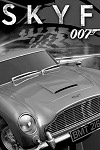 Limited Edition Skyfall Scalextric Cars - James Bond News at MI6-HQ.com