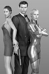 EoN Character Art Gallery - James Bond News at MI6-HQ.com