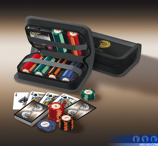 casino royale deluxe poker set