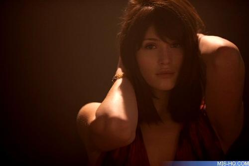 Gemma Arterton Billion Dollar Bond Girl Mi6 Confidential