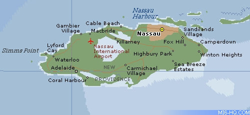 Scotiabank cable beach bahamas