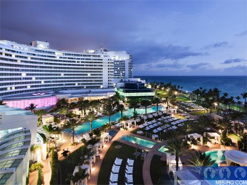 James Bond Hotel Miami