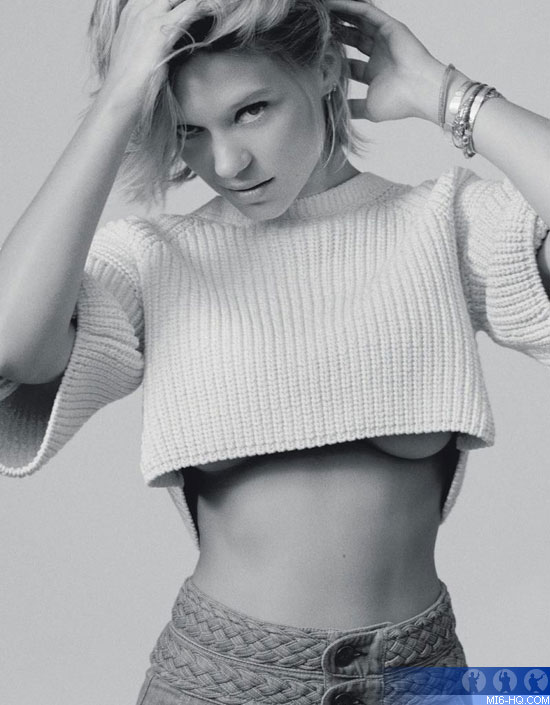 Lea Seydoux is Madeleine Swann in SPECTRE