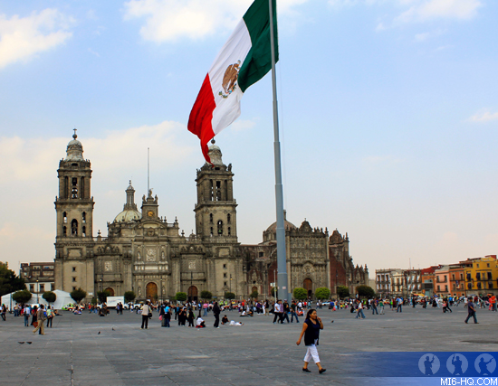 SPECTRE will shoot in the plaza de la Constitución and Plaza Tolsa this month