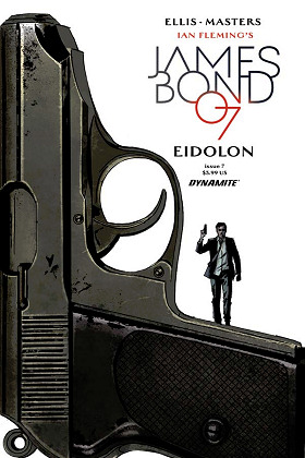 Nuevo comic de James Bond Eidolon-issue7-cover1