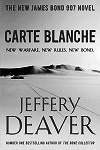 Carte Blanche Paperback Preview - James Bond News at MI6-HQ.com