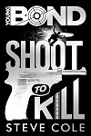 Shoot To Kill Cover Art - James Bond News at MI6-HQ.com