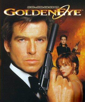 MI6 :: GoldenEye (1995) :: James Bond 007