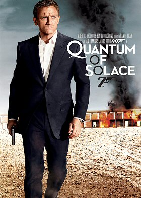quantum of solace 2008 the 22nd james bond 007 film