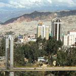 Andean Grand Hotel La Paz Bolivia