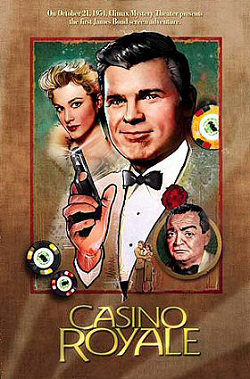 james bond casino royale 1954