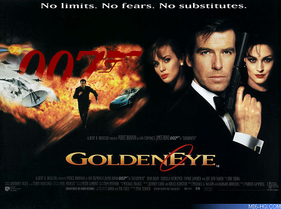 Reflections In A Golden Campaign As James Bond 007