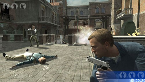 007 Quantum of Solace (PC) 2008